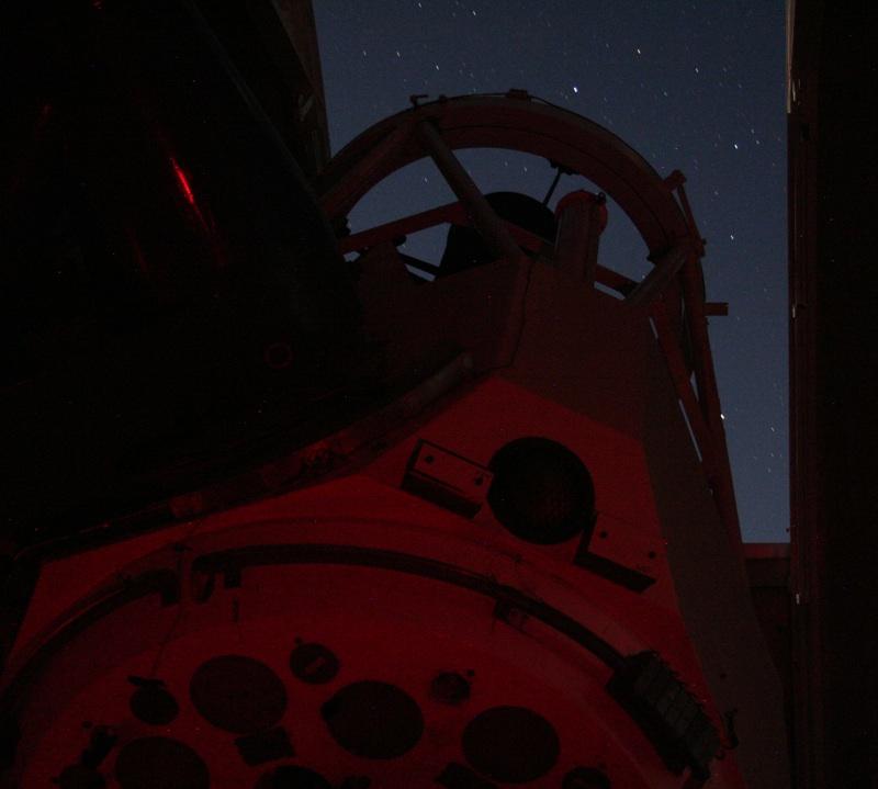 Kitt Peak 2.1m telescope